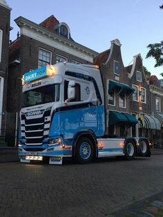 Dairytop Scania S580 Boogie