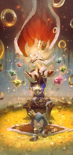 Happy 23rd birthday by aoki6311.deviantart.com on @deviantART