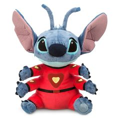 Stitch in Spacesuit Plush - Lilo & Stitch - Medium - 16'' | Plush | Disney Store