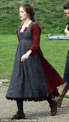 into the woods colleen atwood | Into The Woods – First look at Meryl Streep, Chris Pine and Emily ...