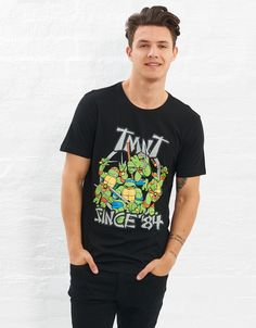 558375a1a1a Image for Teenage Muntant Ninja Turtles Since 84 Tee from Jay Jays Ninja  Turtles
