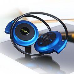 Amazon.com: PULSE! Mini Portable Wireless Bluetooth Headset With Mic - Cordless Sports headphones - Lifetime Guarantee: Cell Phones & Accessories