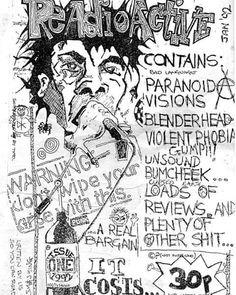 ...cover of old irish punk rock magazine 'Readioactive' from 1992.  .  .  #readioactive #magazine #ireland #charliesbardublin #punk #punkrock #irishpunk #paranoidvisions #1992 #dublin #irishrock #irishpunkrock #alternativemusic #illustration #blackandwhite #blenderhead #instaread #instacover #music Old Irish, Irish Art, Irish Punk, Alternative Music, Punk Rock, Dublin, Nostalgia, Belfast, Memes