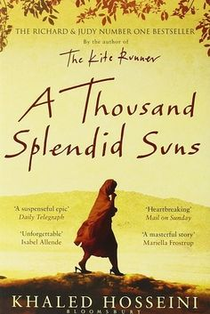 A Thousand Splendid Suns by Khaled Hosseini | 21 Books Every Woman Should Read In Her Lifetime