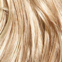 Ponytail Extension - Dark Rust Cotton Blonde