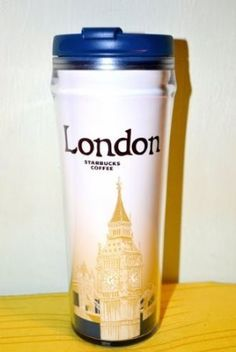 Great prices on your favourite Home brands, and free delivery on eligible orders. Starbucks Tumbler, Starbucks Coffee, London Icons, Plastic Glass, Travel Mug, Stainless Steel, City, Free Delivery, Tableware
