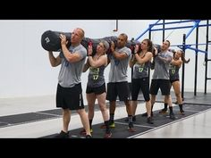 2017 Regional Team Event 2 Standards - YouTube
