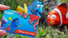 Two New Disney Gift Card Designs Are Now Available