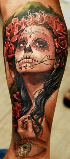 Tattoo Artist - Dmitriy Samohin