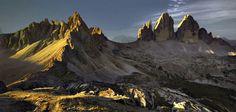 Dolomites Mountainscapeby German photography Kilian...
