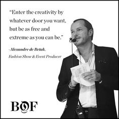 Repin to vote for #BoF #BusinessofFashion to win at this years #SocialyteGala Awards @The Business of Fashion