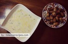 Leek and Oatmeal Soup - Tislanzar Recipes