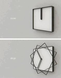 Mira que hemos visto relojes raros, pero este... ¿Lo pondrías en tu casa?