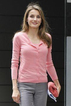 Imagen 2 / 38 : La princesa de Asturias, Letizia Ortiz
