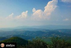 Endless view of #nature from Bojanine vode. Got it's name after clean #mountain water. It's on about 25km from Niš on a north side of Suva mountain. More about Bojanine vode on https://www.wheretoserbia.com/ #wheretoserbia #Serbia #Travel #Holidays #Trip #Wanderlust #Traveling #Travelling #Traveler #Travels #Travelphotography #naturephotography #naturelovers #natureza #panorama #landscape #Travelpic #Travelblogger #Traveller #Traveltheworld #Travelblog #Travelbug #Travelpics #Travelphoto