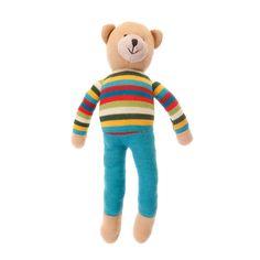 Πλεκτή κούκλα Αρκούδος