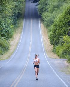 Runner's World article on downhill training tips.  It really doesn't take much to get your legs accustomed to the downhills if you do a few specific things.  And the reward?  A HUGE PR!  #gobig #downhillrunning