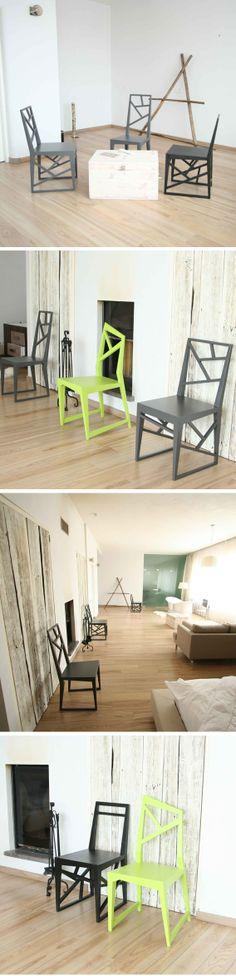 TRUE LATVIA design embassy - KD studio - wood chairs made by Latvian designer Ivars Lacis http://truelatvia.lv/en/true-ziimoli-452721/kd-studija-496591