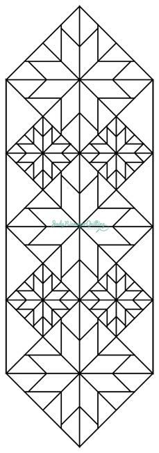 Drawing Lines For Quilting : Patterns for quilting on pinterest quilt star