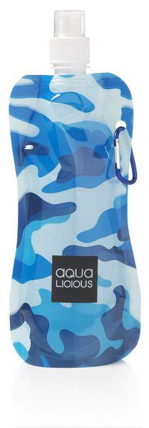 Drinkflessen - Navy - Een uniek product van Aqua-licious op DaWanda