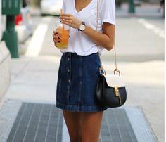 Querendo uma saia assim!!!