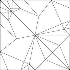 Crease Pattern/Wild Goose