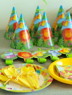 1st Birthday Party☆ : Organized Life and Space