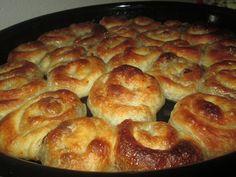 Burek Recipe, Croation Recipes, Japanese Cheesecake Recipes, Baking Recipes, Dessert Recipes, Bosnian Recipes, Macedonian Food, Czech Recipes, Cheese Ball Recipes