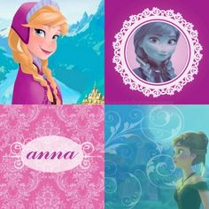 Anna - disney-frozen Photo