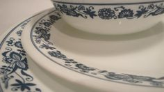 Vintage Corelle...glad they're not calling it antique...since I still use this dinnerware every day.
