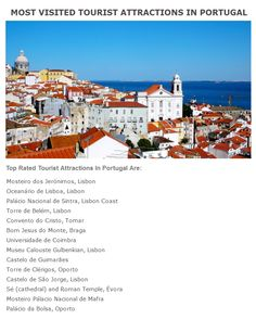 To Discover A Remarkable Diverse #Destination You Should Visit #Portugal. Portugal Is The Best #Holiday Destination With An Exceptional Range Of Different Landscape. All Over The World, Visitors Are Attracted By The Portugal Beauty.