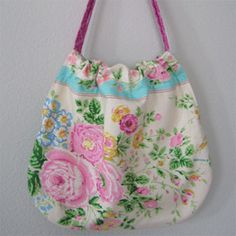 Free pattern cute bag