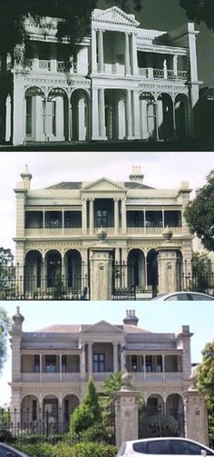 The Manse, formerly Stanthorpe, St Kilda (Melbourne), was built c1875 for merchant Alexander Sutherland. With portico and elegant balcony, the classical residence is most likely the work of architects Crouch & Wilson. After Sutherland's death it was owned or rented by a few prominent men, inc politician Thomas Bent, then purchased by the Presbyterian church in 1919 for use as a manse. In 2000, following infrequent use and neglect, it was sold and renovated as commercial offices.