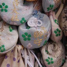 Japanese lucky pockets