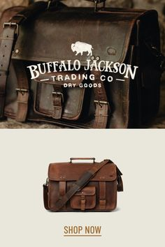Men's vintage full grain brown leather bags. Handcrafted to handle whatever - work, travel, or adventure. Messenger bags, briefcase bags, duffle bags, camera bags, and dopp kits. Rugged fashion and real craftsmanship for the win. Great gift ideas for men who appreciate quality and style. Leather Briefcase, Men's Leather, Leather Satchel, Brown Leather, Duffle Bags, Messenger Bags, Rugged Fashion, Mens Fashion, Waxed Canvas Bag