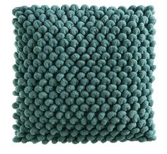 Sierkussen Nove 45x45 zeeblauwe  #prontowonen #droomwoonkamer