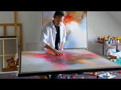 Eelco Maan Paintings - YouTube