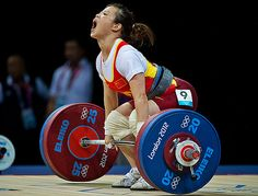 Womens Weightlifting