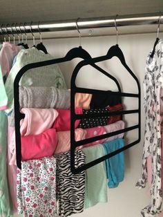 34 Best Ideas For Baby Room Closet Organization Kids Clothes Kids Clothes Organization, Nursery Closet Organization, Organization Ideas, Storage Ideas, Baby Leggings, Baby Room Closet, Baby Life Hacks, Baby Storage, Baby Clothes Storage