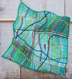 552 best images about Art Quilts