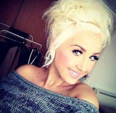 Hair and make up <3