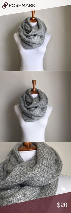 Infinity Scarf Oysho from the makers of Zara. Incredibly soft and cozy. Perfect to warm up at home are style ourdoor. Oysho Accessories Scarves & Wraps