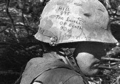 The Smell of death - Hill 875.  Vietnam War