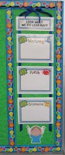 First Grade Found Me: Ten Pin Linky- Classroom Decor Ideas
