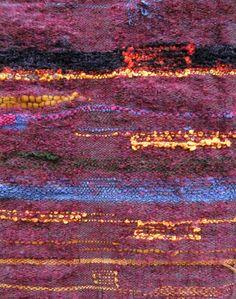 saori - looks like hot lava bubbling to the surface wonderful!