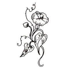 Similar layout I want Ankle Tattoo, Forearm Tattoos, I Tattoo, Tiny Flower Tattoos, Flower Tattoo Designs, Morning Glory Tattoo, Great Tattoos, Future Tattoos, Shoulder Tattoo