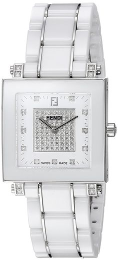 FENDI  'Ceramic' Swiss Quartz Women's Watch. for your collection of dress watches.