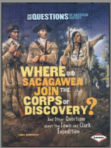 Northern KY Tribune Book Review. This book about the Lewis and ClarkExpedition and #Sacagawea explores questions about who Lewis & Clark met as they journeyed west, what they saw, where they traveled, why they risked their lives, and more.