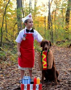 22 Halloween Costumes Every Dog + Dog Owner Needs via Brit + Co.