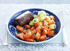 Hoofdgerecht, Winterwortelen, Vlees, 0 tot 30 minuten de lekkerste recepten vind je bij DEEN!